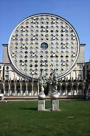 Noisy le grand commune glise catholique for Immeuble camembert noisy le grand