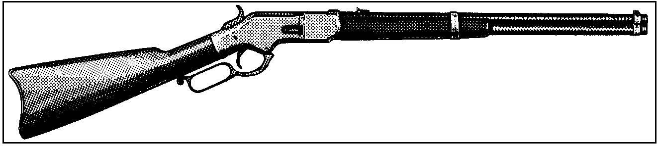 Dessin Fusil De Chasse armes far west