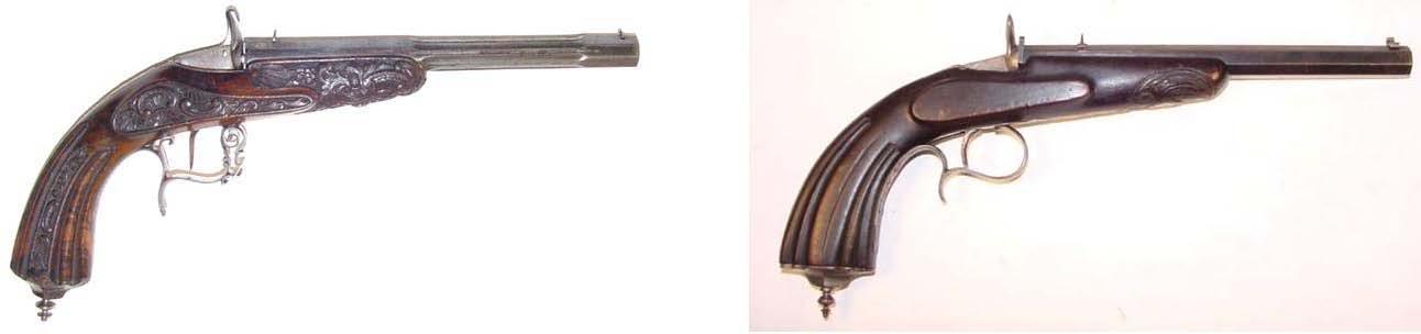 Armes victorienne for Pistolet de salon